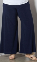 PRE ORDER: Perfect Palazzo Pants - Navy Blue