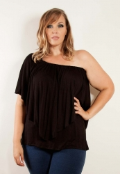 PRE ORDER: Clarabelle Multi Wear Top - Black