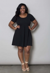 PRE ORDER: Joyce Dress - Black