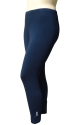 PRE ORDER: Quality Plus Size Activewear Leggings - Navy