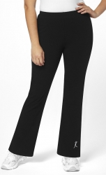 PRE ORDER: Plus Size Yoga Pants - Black