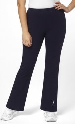 PRE ORDER: Plus Size Yoga Pants - Navy