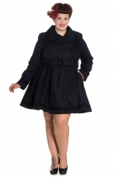PRE ORDER: New Millie Coat - Navy