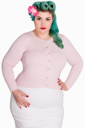 PRE ORDER: Paloma Cardigan - Dolly Pink
