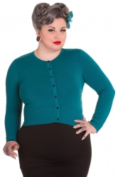 PRE ORDER: Paloma Cardigan - Teal
