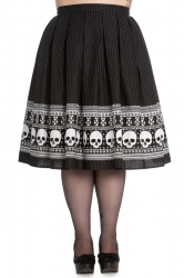 PRE ORDER: Clara Skirt - Black and White