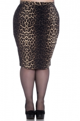 PRE ORDER: Panthera Pencil Skirt