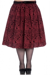 PRE ORDER: Sherwood Skirt - Red