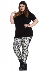 PRE ORDER: Peppers Leggings - Green