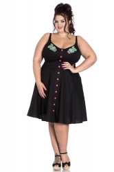 PRE ORDER: Hatiora Dress - Black