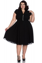 PRE ORDER: Paige Dress - Black