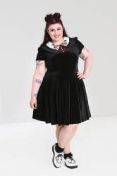 PRE ORDER: Nightshade Mini Dress - Black