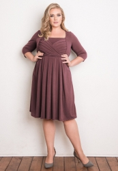 PRE ORDER: Maddy Dress - Rose