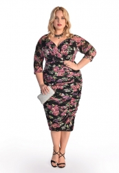 PRE ORDER: Phillippa Dress - Floral Print