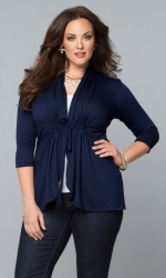PRE ORDER: Sunset Stroll Bellini - Navy Nouveau