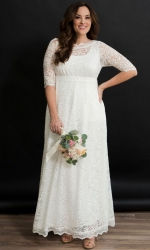PRE ORDER: Sweet Serenity Wedding Gown - Ivory