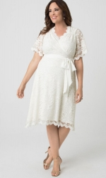 PRE ORDER: Graced With Love Wedding Dress - Ivory