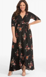 PRE ORDER: Meadow Dream Maxi Dress - Floral Bouquet