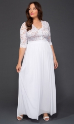PRE ORDER: Everlasting Love Wedding Gown - White