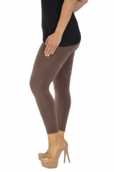 PRE ORDER: Essential Versatile Full Length Leggings - Brown