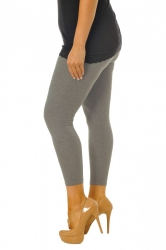 PRE ORDER: Essential Versatile Full Length Leggings - Charcoal