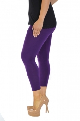 PRE ORDER: Essential Versatile Full Length Leggings - Purple