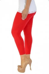 PRE ORDER: Essential Versatile Full Length Leggings - Red