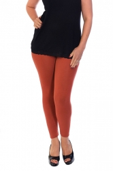 PRE ORDER: Essential Versatile Full Length Leggings - Rust