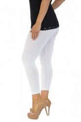 PRE ORDER: Essential Versatile Full Length Leggings - White