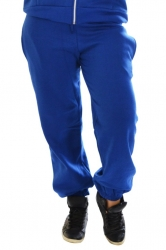 PRE ORDER: Fundamental Fleece Bottoms - Royal Blue