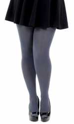 PRE ORDER: 120 Denier Opaque Tights - Slate