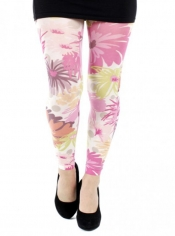 PRE ORDER: Perfect Note Printed Footless Tights