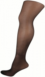 PRE ORDER: Double Gusset Vaguely Black Pantyhose - 2 Pairs