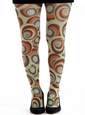 PRE ORDER: Carnaby Printed Tights