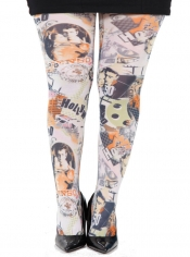 PRE ORDER: Hollywood Printed Tights