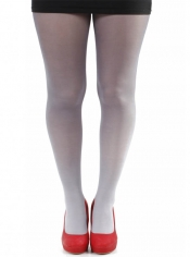 PRE ORDER: Ombre Printed Tights - Black White