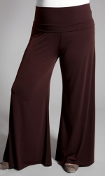Perfect Palazzo Pants - Brown