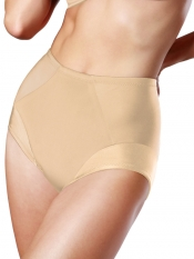 Designer Plus Size Shapewear Brief – Nude