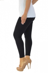 Essential Versatile Full Length Leggings - Black