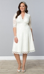 Wedding Belle Dress - Ivory