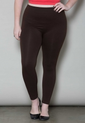 The Perfect Leggings - Brown
