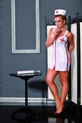 Sensual Nurse Plus Size Costume