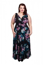 Nancy Marilyn Maxi Dress - In Bloom ------SOLD OUT------