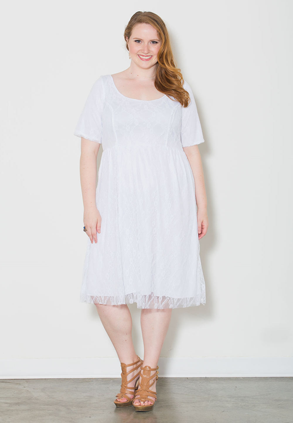 Lovely lace dresses are delicate and beautiful additions to your wardrobe while easygoing and flattering shift dresses are the grab-and-go staples you need in your closet. Turn heads this season with flirty and flowy maxi dresses that elevate any casual look.