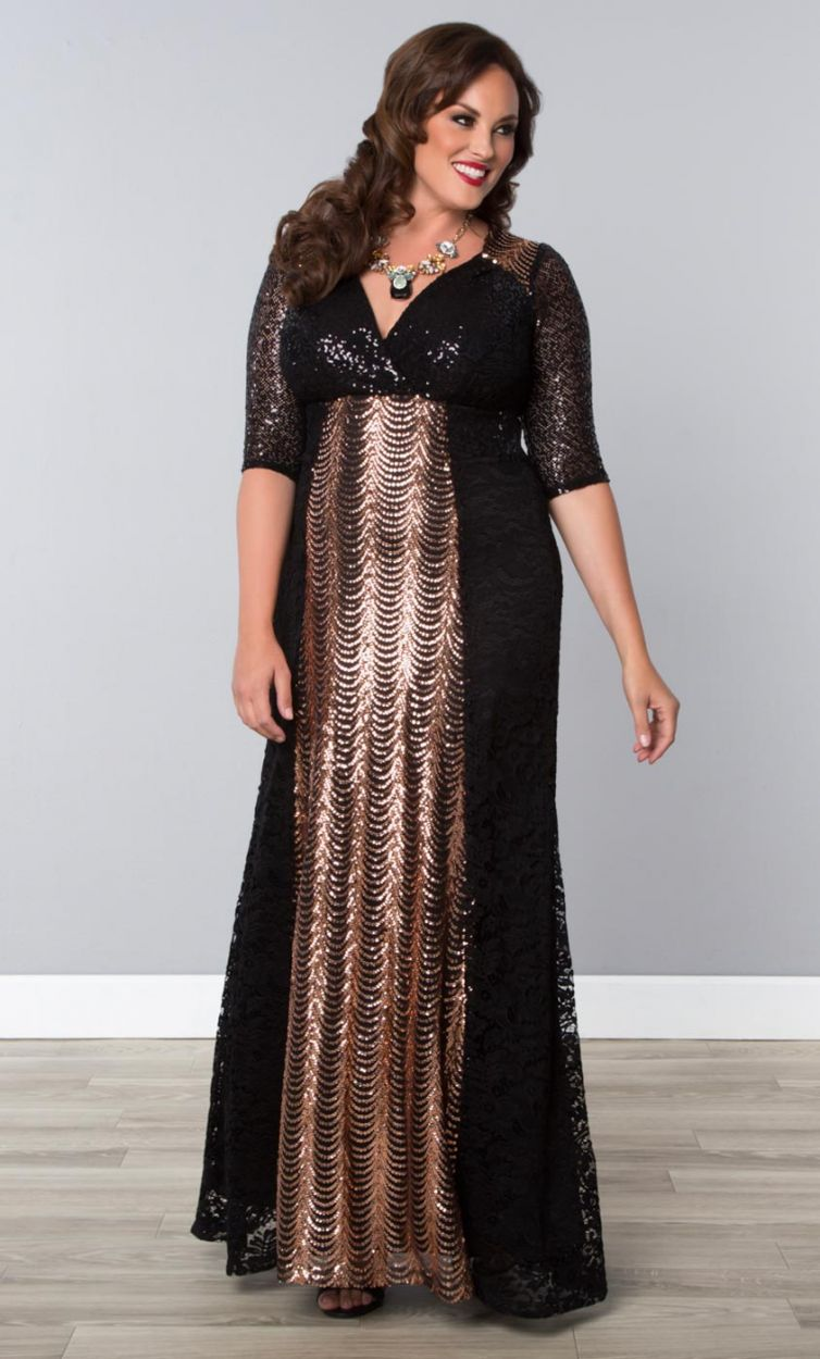 Wedding Guests Wrap Plus Size Clothing