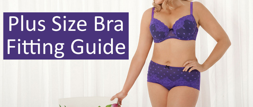 Plus Size Bra Fitting Guide | WRAP Plus Size Clothing